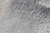 Greater Hellas Region Crater Rim