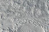 West of Erebus Montes
