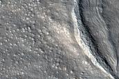 Impact Monitoring Site on Plains North of Acheron Fossae