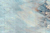 Monitor Slopes in Coprates Chasma