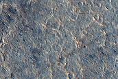 Floor Deposits in Capri Chasma