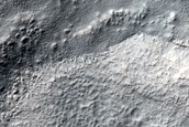Well-Preserved 4-Kilometer Diameter Impact Crater