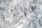 Melt Pools around Kotka Crater