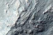 Eastern Rim of Noord Crater