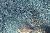 Topographic Interactions in Vastitas Borealis