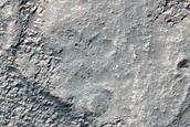 Scarps in Icaria Region