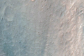 Monitor Slopes in East Coprates Chasma