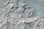 Terrain Near Parana Valles
