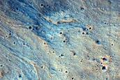 Possible Clay-Bearing Deposits in Shalbatana Vallis