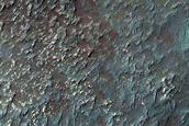 Barchan Dune Change in Hellespontus Region