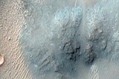 Well-Preserved 5-Kilometer Impact Crater