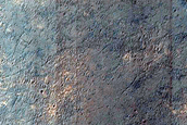 Meridiani Planum Landforms