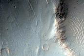 Capri Chasma and Eos Chasma