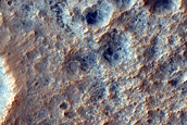 Candidate Landing Site for 2020 Mission in Jezero Crater
