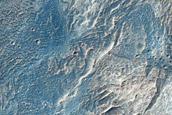 Ridged Floor in Eastern Candor Chasma