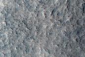 Craters on Lobate Debris Apron