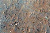 Fissure East of Jovis Tholus