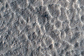 Icy Crater Monitoring