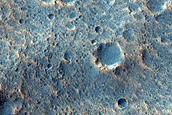 Mesa in Chryse Planitia