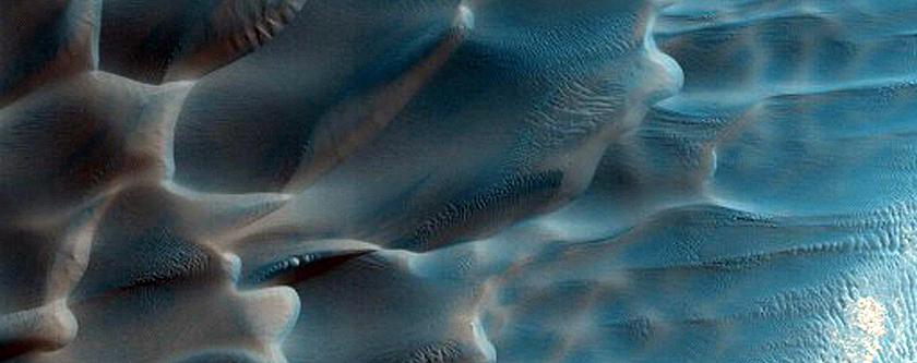 Abalos Scopuli Basal Layers and Dunes