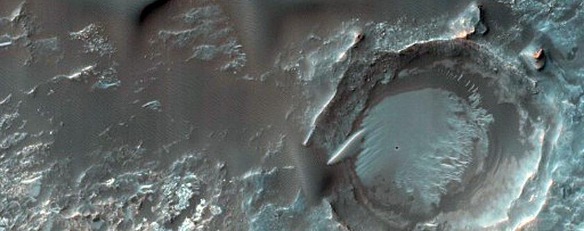 Amenthes Planum Dune Monitoring