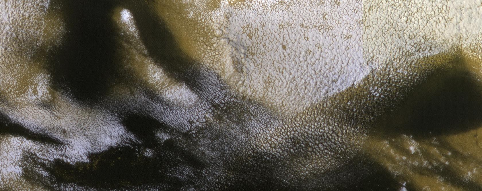 Dark Sand at the Margin