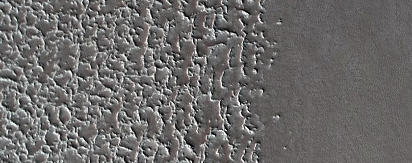 Dokka Crater Layers