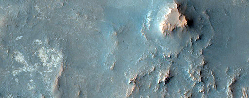 Candidate Landing Site in 2020 Mission at Jezero Crater