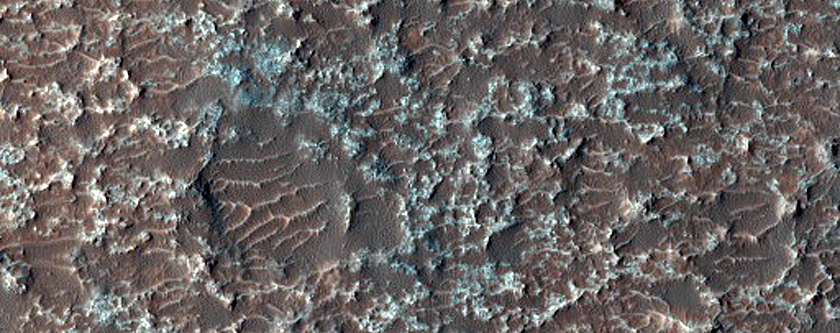 Rocky Crater Fill