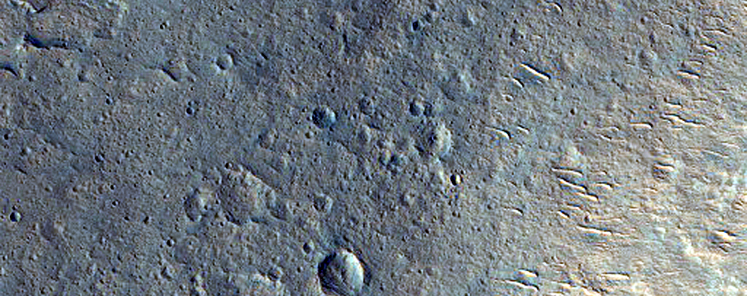 One Proximal End of the Nanedi Valles System