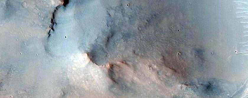 Leighton Crater Floor