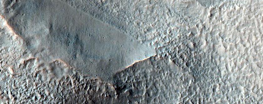 Small Channel in Terra Cimmeria