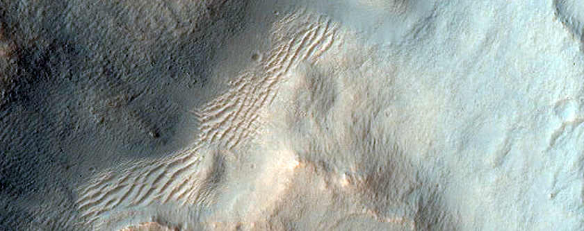 Channel within Larger Channel in Terra Cimmeria