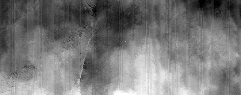 Phyllosilicate Stratigraphy in Nirgal Vallis Wall