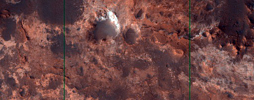 Polyhydrated Sulfates in Mawrth Vallis