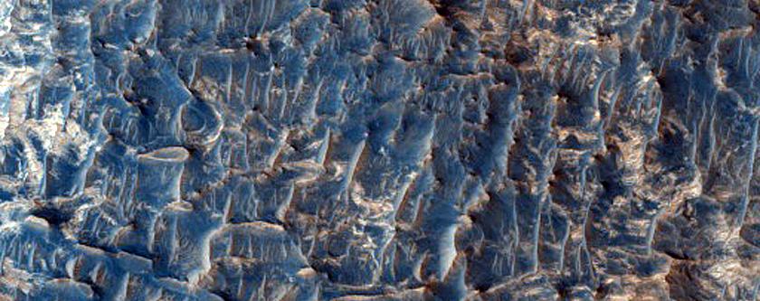 Polyhydrated Sulfate-Rich Terrain in Schiaparelli Crater