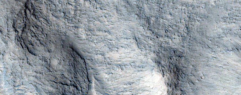 Baetis Chasma