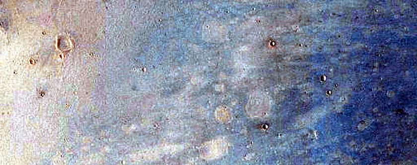 Terra Sabaea Crater Floor