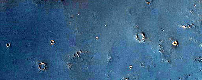 Ancient Plains in Sinus Sabaeus