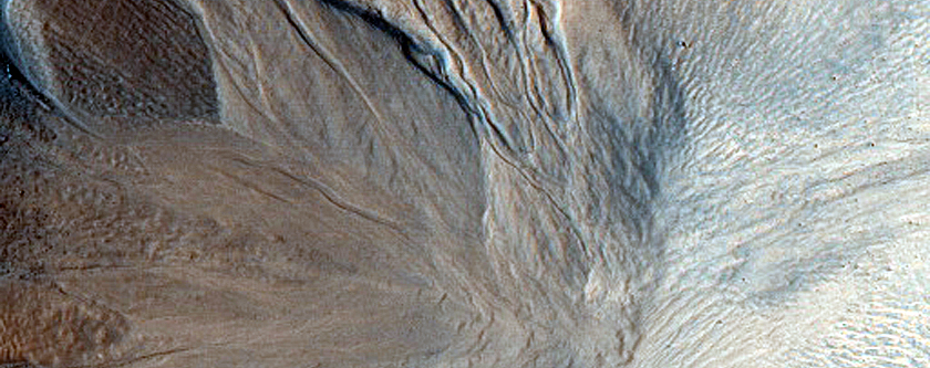 Well-Preserved Impact Crater