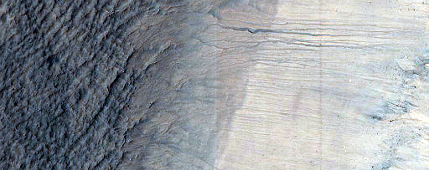 Monitoring Eastern Slope of Corozal Crater