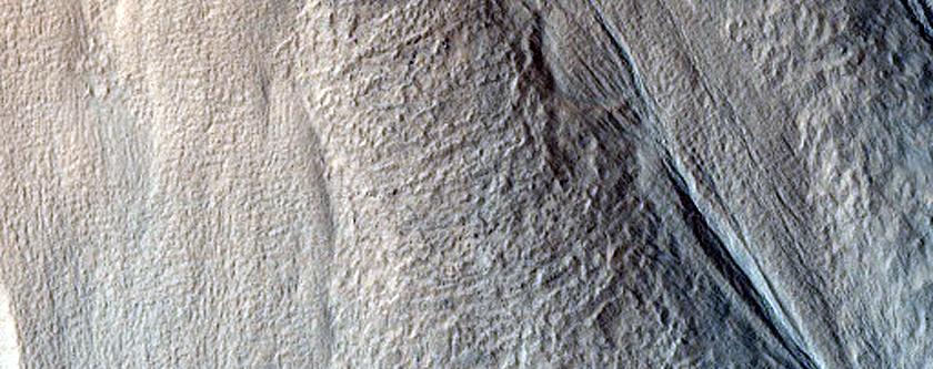 Gully Monitoring in Dao Vallis