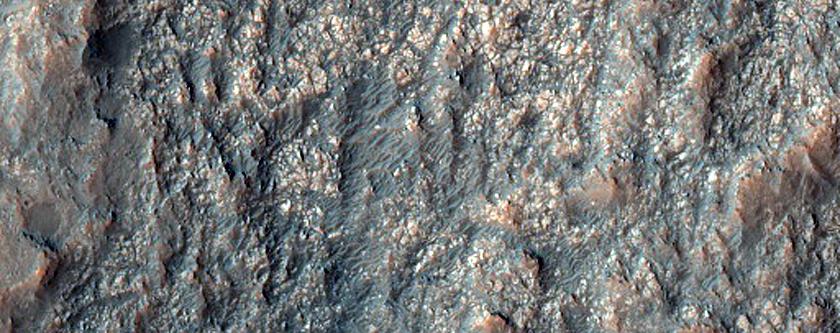 Rocky Terrain Sample in Terra Cimmeria