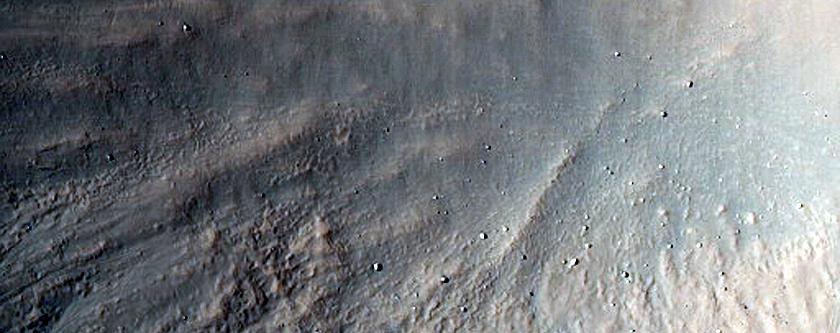 Monitoring Gully Activity at Raga Crater