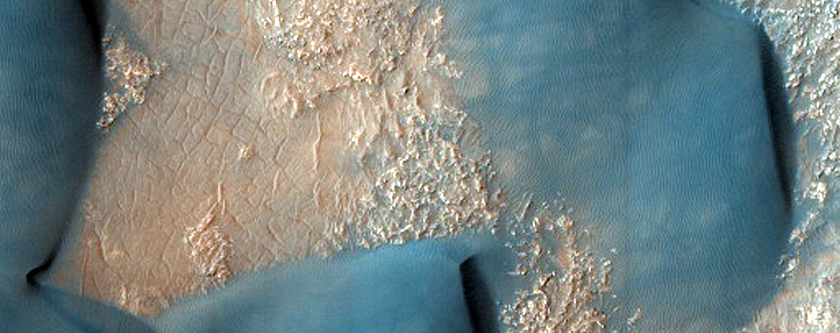 Wirtz Crater Dune Changes