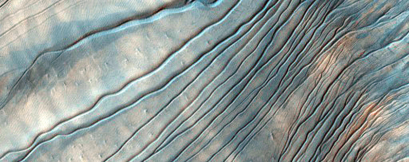 Russell Crater Dunes