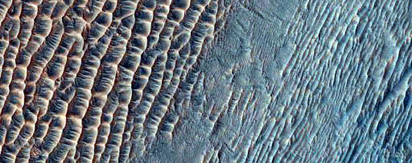 Hydrated Sulfate-Rich Terrain in Aram Chaos
