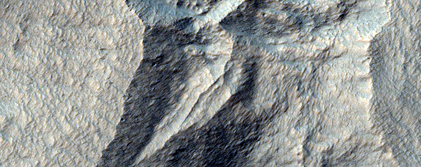 Holes in Mantle in Southern Mid-Latitudes