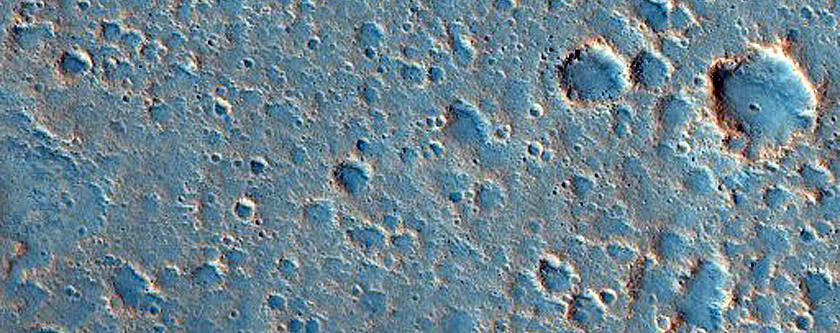 Terrain Sample in Terra Sabaea