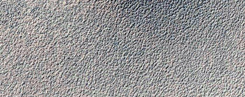 Argyre Planitia Slopes
